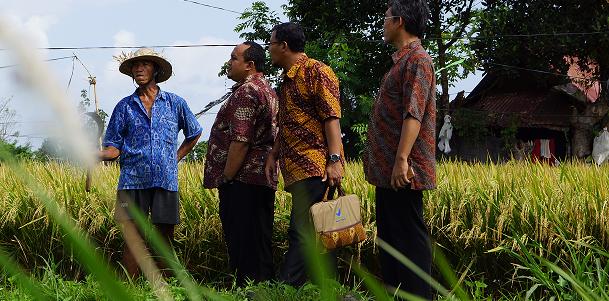 Kesejahteraan Petani harus menjadi basis utama perencanaan