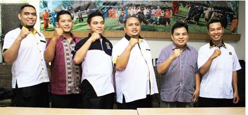 Jajaran Pimpinan DPD PKS Kota Bogor